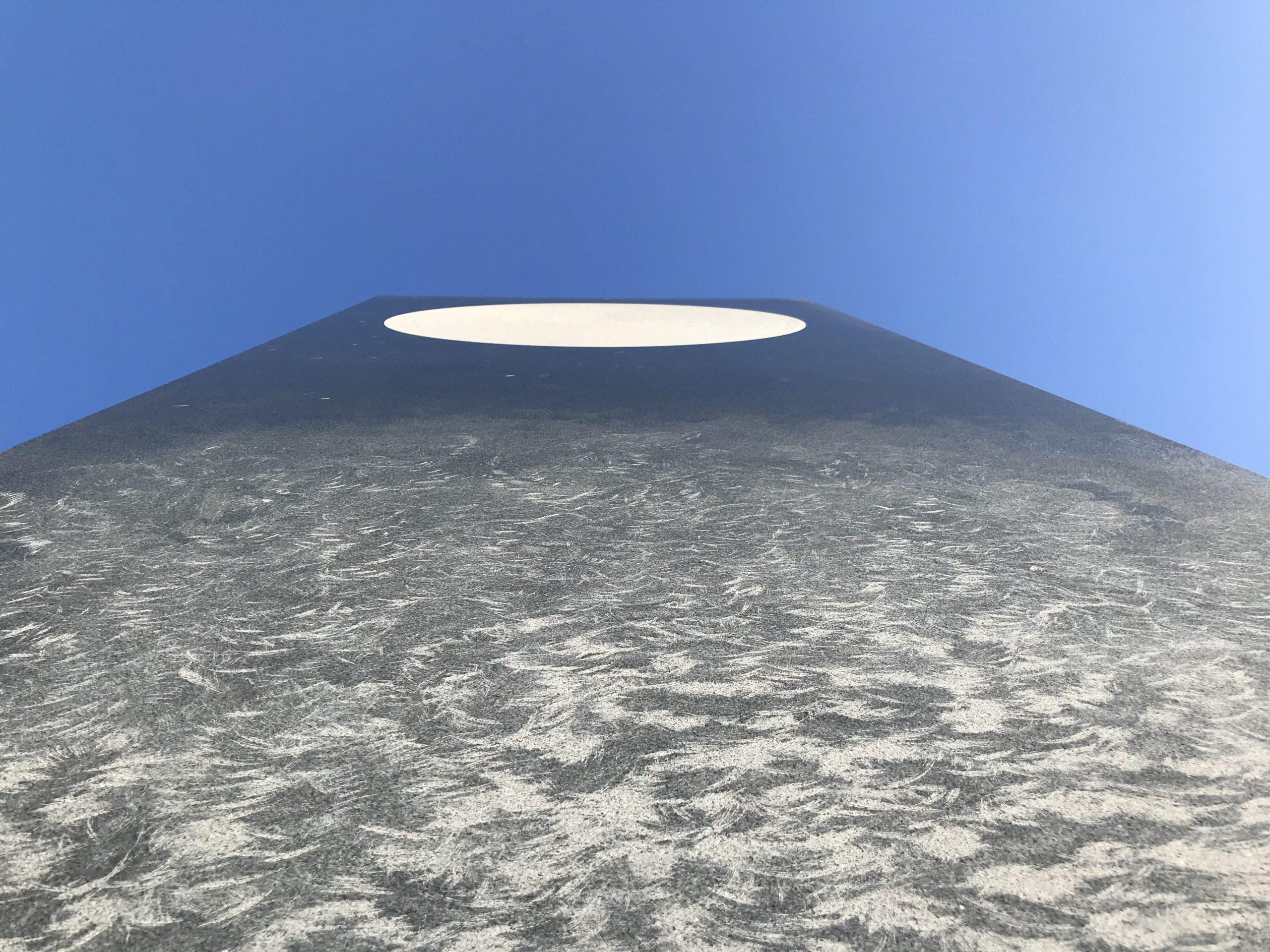 Boscombe pier monolith
