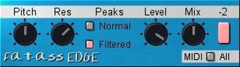 Fat-Ass Edge CodeAudio