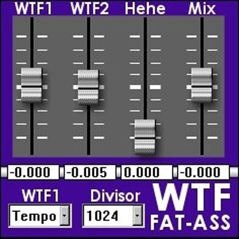 Fat-Ass WTF CodeAudio